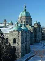 British Columbia Parliament Buildings, Victoria, Canada CM11-10