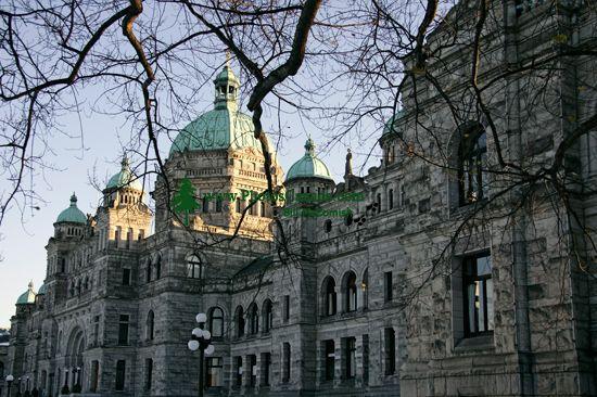 British Columbia Parliament Buildings, Victoria, Canada CM11-06