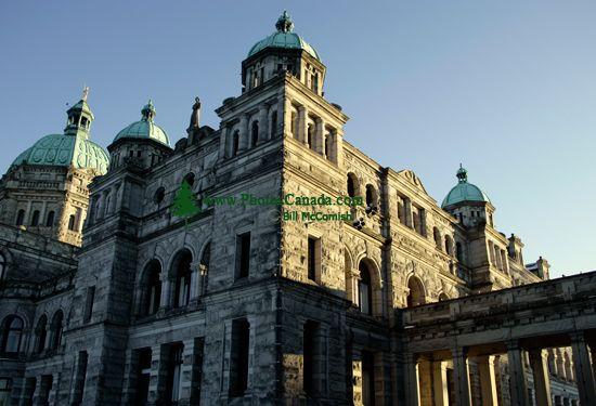 British Columbia Parliament Buildings, Victoria, Canada CM11-08