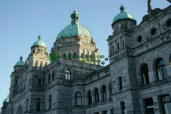 British Columbia Parliament Buildings, Victoria, Canada CM11-09