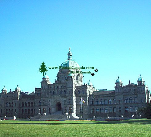 Victoria Legislative Building, British Columbia, Canada  01