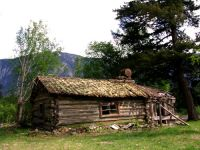 Bella Coola, Abandoned Homestead, British Columbia, Canada 05