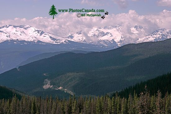 Heckman Pass, Tweedsmuir Park, Bella Coola Valley, British Columbia CM11-007