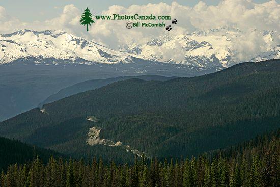 Heckman Pass, Tweedsmuir Park, Bella Coola Valley, British Columbia CM11-006