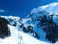 Blackcomb, Glacier Express Lift, British Columbia, Canada 01
