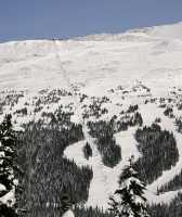 Blackcomb, Seventh Heaven Chair Lift, British Columbia, Canada CM11-28
