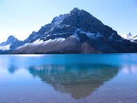 Bow Lake, Icefields Parkway, Jasper National Park, Alberta, Canada 02