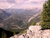 Highlight for Album: Bow River Valley, Banff National Park of Canada, Alberta, Canada