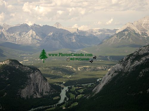 Bow River Valley, Banff National Park, Alberta, Canada CM11-03