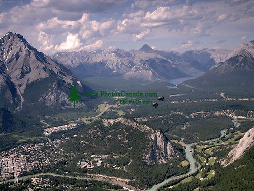 Bow River Valley, Banff National Park, Alberta, Canada CM11-06