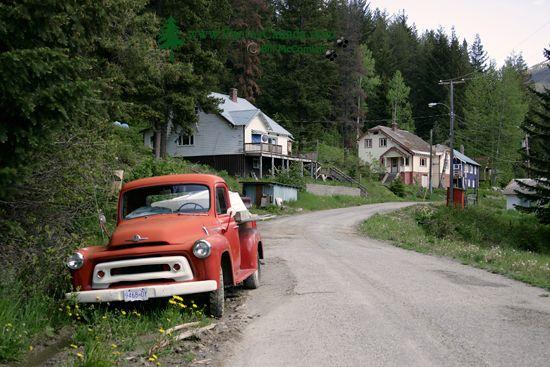 Bralorne, Gold Bridge Region, British Columbia CM11-002