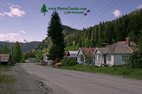 Bralorne, Gold Bridge Region, British Columbia CM11-003