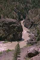 Bridge River, British Columbia CM11-025