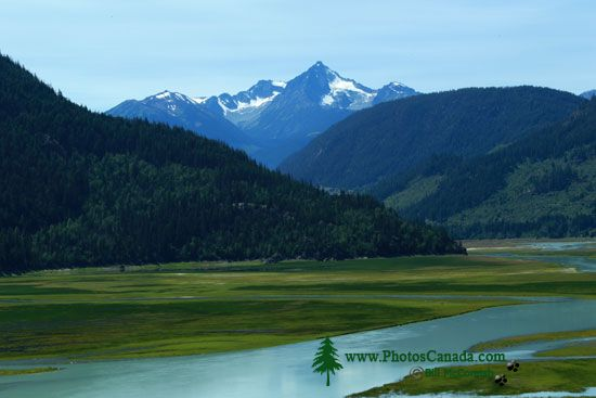 Bridge River Valley, British Columbia, Canada CMX-001