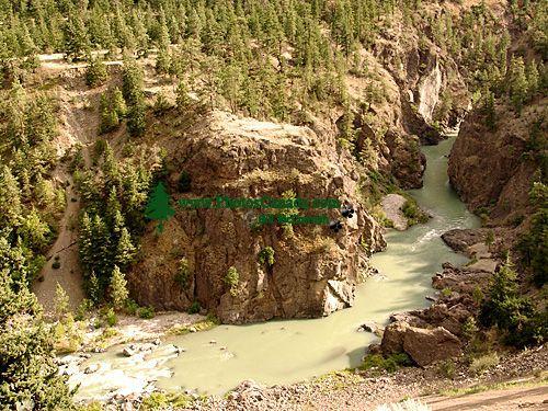 Bridge River Valley, Lillooet, Gold Bridge, British Columbia, Canada  02