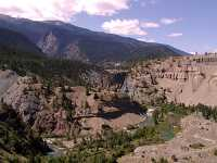 Bridge River Valley, Lillooet, Gold Bridge, British Columbia, Canada  03