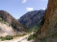 Bridge River Valley, Lillooet, Gold Bridge, British Columbia, Canada  04