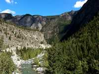 Bridge River Valley, Lillooet, Gold Bridge, British Columbia, Canada  08