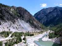 Bridge River Valley, Lillooet, Gold Bridge, British Columbia, Canada 10