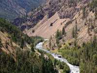 Bridge River Valley, Lillooet, Gold Bridge, British Columbia, Canada 14