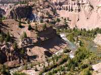Horseshoe Canyon, Bridge River Valley, British Columbia, Canada 29