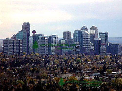 Calgary, Alberta Canada 01