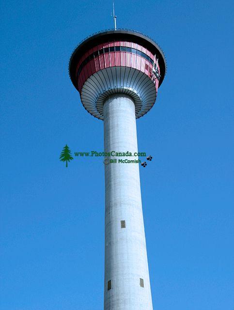 Calgary Tower, Calgary, Alberta, Canada CM-08