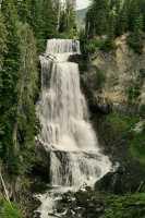 Alexander Falls, Callaghan Valley, Whistler, British Columbia, Canada, CM11-02B