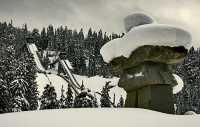 Callaghan Valley, Ski Jump, Whistler, British Columbia, Canada, CM11-03
