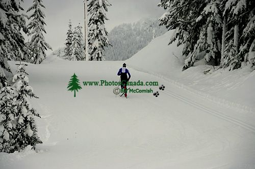 Callaghan Valley, Cross Country Skiing, Whistler, British Columbia, Canada, CM11-06