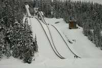 Callaghan Valley, Ski Jump, Whistler, British Columbia, Canada, CM11-04