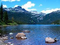 Callahan Lake, Whistler, British Columbia, Canada 01