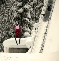 Canadian National Ski Jump Championship 2008, Callaghan Valley, Whistler, British Columbia, Canada CM11-08