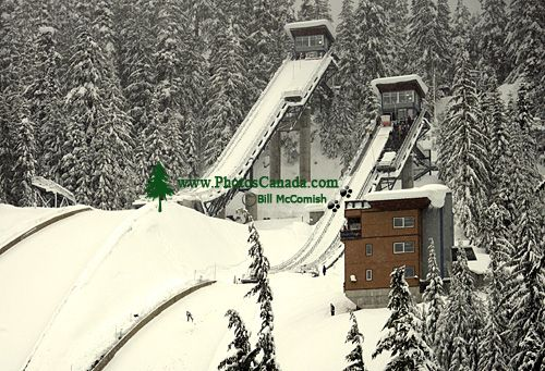 Canadian National Ski Jump Championship 2008, Callaghan Valley, Whistler, British Columbia, Canada CM11-02