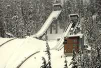 Canadian National Ski Jump Championship 2008, Callaghan Valley, Whistler, British Columbia, Canada CM11-02