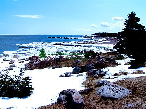 Cape Breton Coastline, Cape Breton Highlands National Park, Nova Scotia, Canada  09