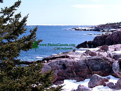 Cape Breton Coastline, Cape Breton Highlands National Park, Nova Scotia, Canada  06