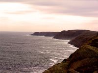 Cape Spear Coastline, Newfoundland, Canada 01