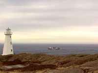 Cape Spear Lighthouse, Newfoundland, Canada 03