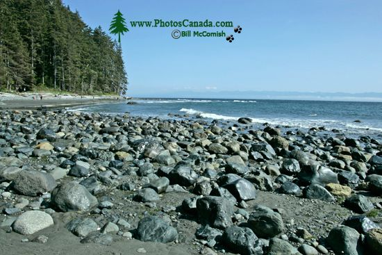 China Beach, Strait of Juan de Fuca, Vancouver Island CM11-001