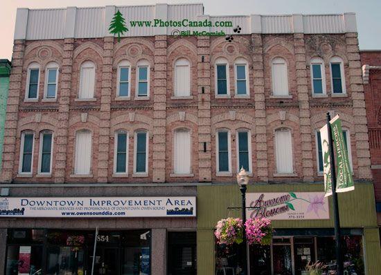 Collingwood, Ontario, Canada CM-1209