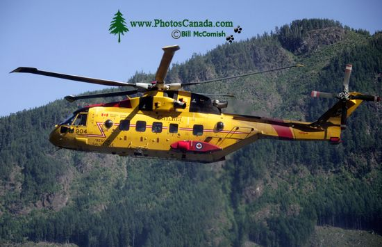 Cormorant Helicopter, Canadian Forces Searh and Rescue Exercise, Vancouver Island, CM11-002