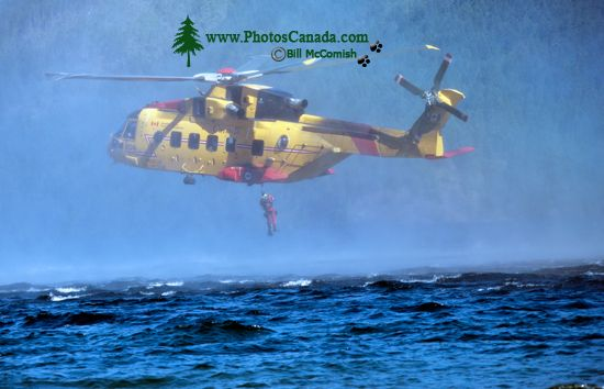 Comox Lake, Canadian Forces Searh and Rescue Exercise, Vancouver Island, CM11-006