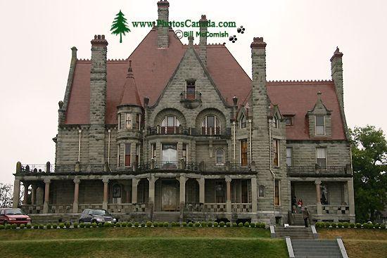 Craigdarroch Castle, Victoria, Vancouver Island BC CM11-001