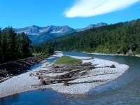 Elk River, Fernie,  Crowsnest Highway, British Columbia, Canada 14