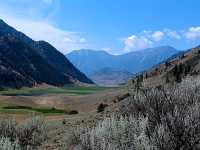Keremeos Valley, Crowsnest Highway, British Columbia, Canada 02
