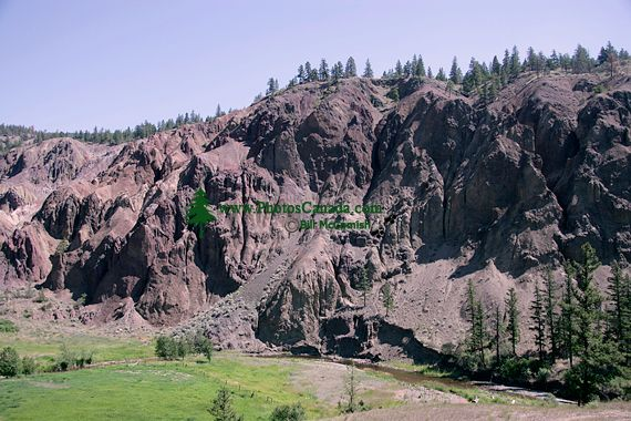 Deadman Valley River, Savona, British Columbia CM11-08