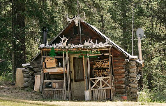 Deadman Valley Cabin, Savona, British Columbia CM11-09