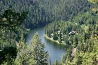 Vidette Lake Lodge, Deadman Valley, British Columbia CM11-14