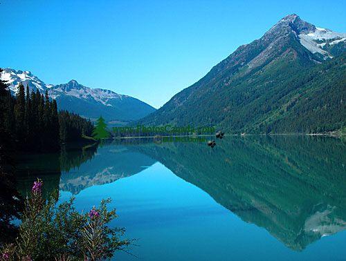 Duffey Lake Road, Lillooet To Pemberton, British Columbia, Canada 09